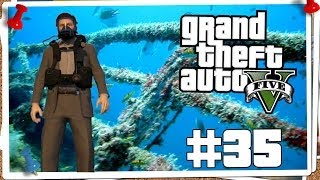 Let's Show GTA 5 #035   Schatzsuche Auf Dem Meeresgrund [HDDE]