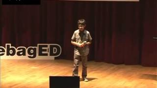 Kodlarla Buyumek: Arda Ozkal at TEDxTepebagED