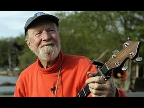 English Beat & Music, Pete Seeger, Forever Young, Song of Bob Dylan