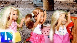 Rodzinka Barbie - Straszny strych. Bajka dla dzieci po polsku. Odc. 125