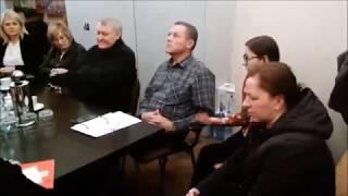 SKRÓT z posiedzenia Komisji Skarg, Wieliczka 15.01.2020