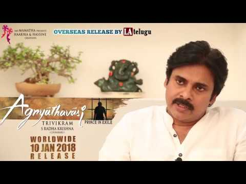 Pawan Kalyan Thanks His Overseas Fans