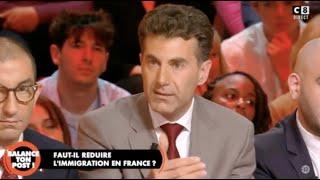 """""""Les immigrés d'aujourd'hui ne sont pas ceux d'hier !"""" Alexandre del Valle dan"""