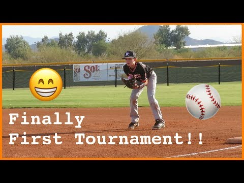 First 12u Baseball Tournament Ends in a Twist