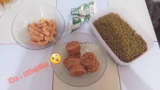Gambar cover Cara Membuat bubur kacang hijau