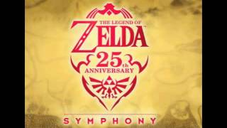 05 - Great Fairy's Fountain Theme - Legend of Zelda 25th Anniversary Special Orchestra