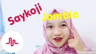 JOMBLO Musically remake saykoji - jomblo