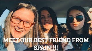 MEET OUR BEST FRIEND FROM SPAIN!!!!!