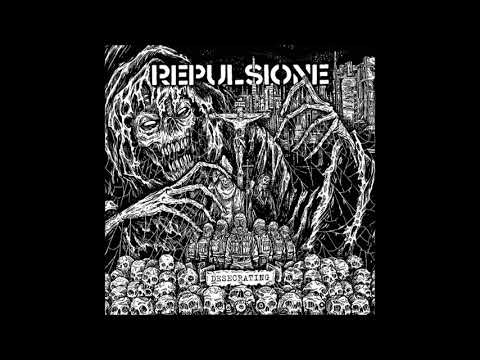 Repulsione - Desecrating (2017) Full Album (Grindcore)