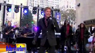 Never Gonna Give You Up ~ Barry Manilow mp4 HD