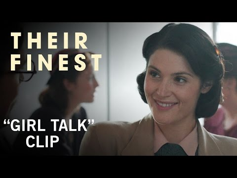 Their Finest (Clip 'Girl Talk')