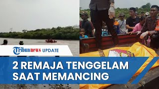 2 Remaja Dilaporkan Hilang, Ternyata Tenggelam di Sungai Cilutung Sumedang, 1 Orang Meninggal