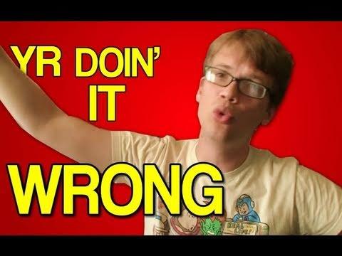 Stop Embarrassing Yourself
