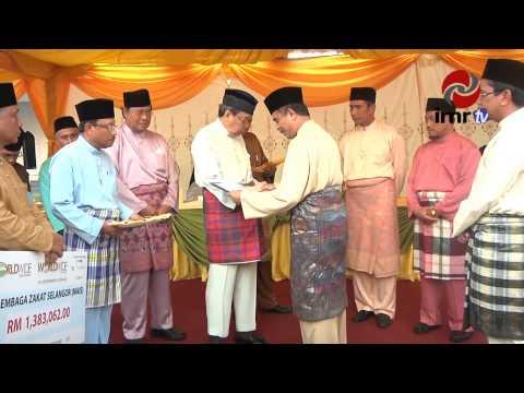 BERITA TERKINI - Sultan Selangor berkenan menerima bayaran Zakat RM 5,4 juta