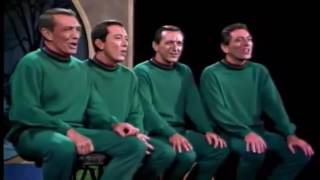 Andy Williams and Brothers........Winter Wonderland.