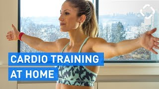 20-minute At-Home Cardio Workout by Runtastic Fitness