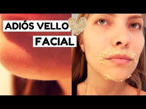 ELIMINA EL VELLO FACIAL SIN DOLOR (2 REMEDIOS CASEROS) DIY | MODO MAYA