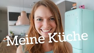 ROOMTOUR #1 | Meine Küche ❘ Lilies Diary