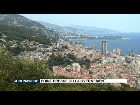 Coronavirus : point presse du Gouvernement