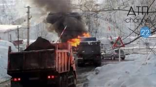 Подборка ДТП аварий за 08. 03. 2018 год.  Регистратор.