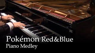 Pokémon Theme - Gotta catch 'em all! + Pokémon medley [piano]