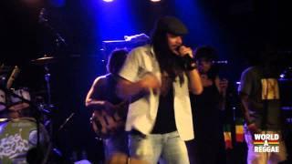 Ziggi Recado live 2011 - Get Out - LVC Leiden, Holland