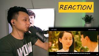Gv. Thanh Nhạc REACTION   HÀ LAN - PHAN MẠNH QUỲNH   MẮT BIẾC OST