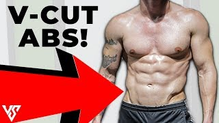 Full Oblique Workout for V Cut Abs (5 EXERCISES!)