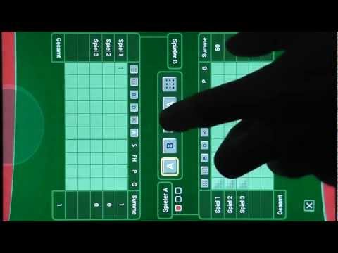 Video of 2 Player Dice HD - Dual Play