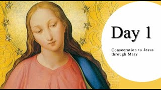 Day 1 of 33 Days to Morning Glory with Fr. Adam Potter