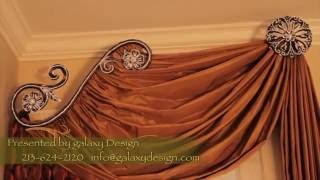 Video #30: Designer Window Treatments - Luxurious Curtains And Drapes In Newport Coast