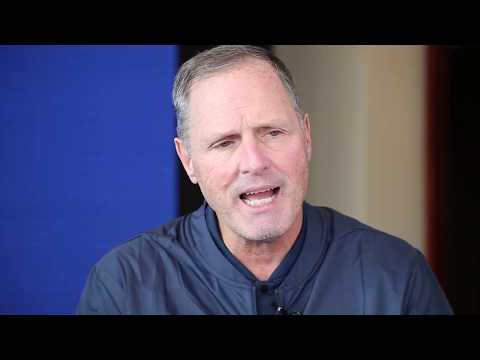 UNC Football: Tim Brewster National Signing Day interview #TakeFl19ht