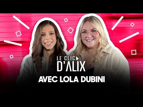 L'INTERVIEW DE @Lola Dubini  #LeClicDAlix