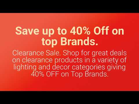 , title : '1StopLighting Coupon   Save up to 40% Off on top Brands.'