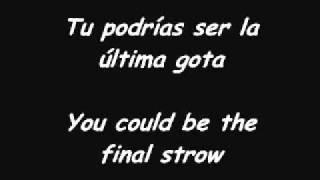Love Song Requiem - Trading Yesterday ( Español - Inglés )