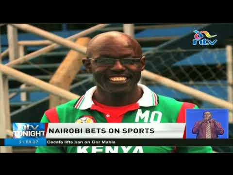 Governor Sonko appoints Musa & Oliech to sports committee