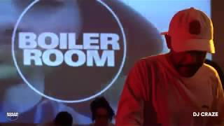 DJ Craze - Live @ Boiler Room London 2017