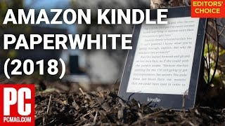 AmazonKindlePaperwhite2018Review