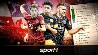 34. Spieltag In Der Bundesliga: Was Ist Noch Möglich?   SPORT1