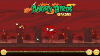 Angry Birds Seasons Music (Year Of The Dragon) 2012 Update
