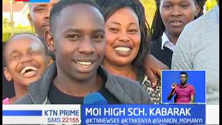 Joy as Moi Kabarak high school produces the best student, emerge fourth nationally in 2019 KCSE