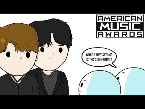 How Celebrities Will React To BTS at American Music Awards!