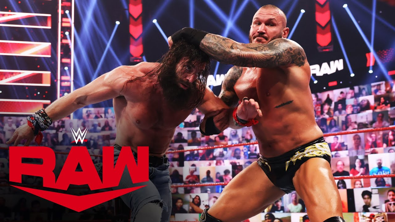 R-K-Bro Defeats Elias And Jaxson Ryker On RAW