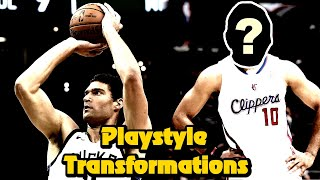 7 NBA Players Who GREATLY Transformed Their Playstyles