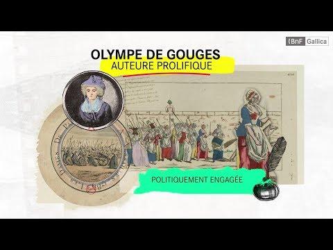 Vidéo de Olympe de Gouges
