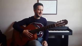GİTAR DERSLERİ 3 - Taul Kasım, Sol majör Ve Mi majör Akoru