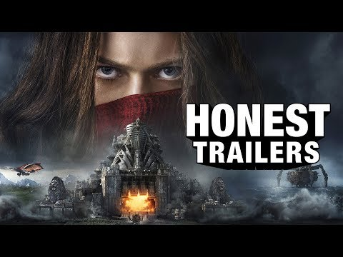 Smrtelné stroje - Upřímné trailery