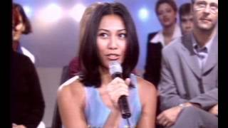 Anggun interview Tapis Rouge