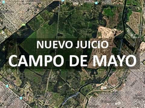 Imagen de Nuevo Juicio Campo de Mayo