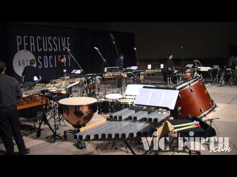 Xenakis: Pleiades, CLAVIERS - So Percussion and the Meehan Perkins Duo